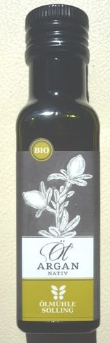 Arganöl nativ Bio 100 ml