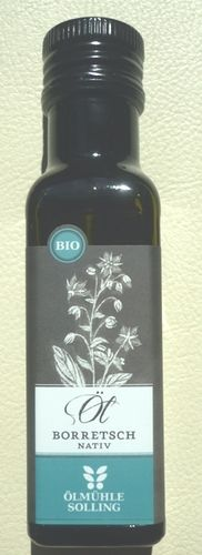 Borretschöl nativ Bio 100 ml