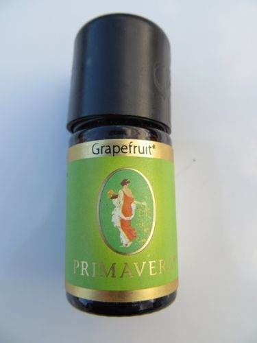 Grapefruit Bio Primavera 5 ml